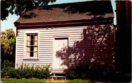 North Carolina Raleigh The Allen Kitchen Adjoining Historical Museum - Raleigh