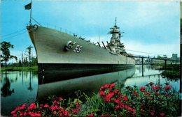 North Carolina Wilmington U S S North Carolina BB-55 - Wilmington