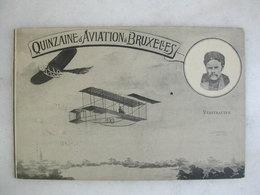 AVIATION - Quinzaine D'aviation à BRUXELLES - Verstraeten - Fliegertreffen
