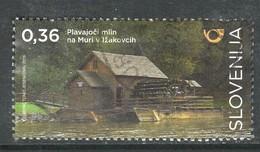 Sloveniê 2016, Yv 1011, Gestempeld - Slovénie