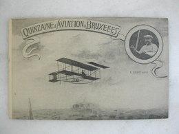 AVIATION - Quinzaine D'aviation à BRUXELLES - Christiaens - Fliegertreffen