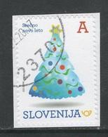 Sloveniê 2017, Yv 1073, Gestempeld - Slovénie