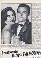 (pagine-pages)LIZ TAYLOR   Oggi1956/39. - Bücher, Zeitschriften, Comics