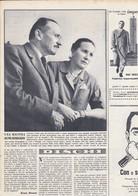 (pagine-pages)PIO SEMEGHINI   Oggi1956/39. - Bücher, Zeitschriften, Comics