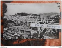 ALGERIE /CONSTANTINE Le Pont Sidi Rached Vue De La Route De SETIF - Constantine