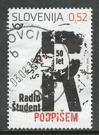 Sloveniê 2019, Yv  1136,  Gestempeld - Slovénie