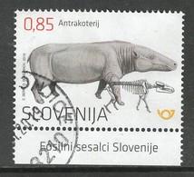 Sloveniê 2019, Yv  1138,  Gestempeld - Slovénie
