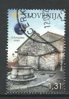Sloveniê 2019, Yv  1142, Hoge Waarde, ,  Gestempeld - Slovénie