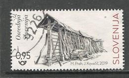 Sloveniê 2019, Yv  1149  Gestempeld - Slovénie