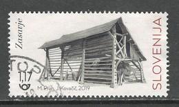 Sloveniê 2019, Yv  1150 Gestempeld - Slovénie