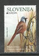 Sloveniê 2019, Yv  1152, Europa Cept, Hoge Waarde,  Gestempeld - Slovénie
