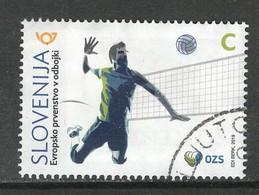 Sloveniê 2019, Yv  1156, Hoge Waarde,  Gestempeld - Slovénie