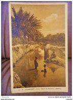 Algérie- OUARGLA / TOUGGOURT- Oasis De Palmiers- Dattiers- ( écrite De CONSTANTINE En 1941) - Ouargla