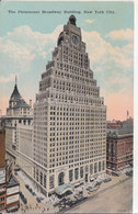 New York City - The Paramount Broadway Building - Autres Monuments, édifices