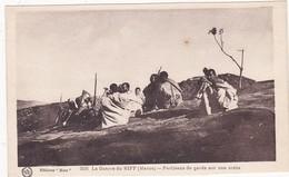 Maroc : La Guerre Du Riff : Partisans De Garde Sur Une Crête ( Animation ) - Morocco