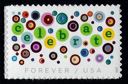 USA, 2020, 5434, Celebrate, Single, Forever, MNH, VF - United States
