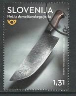 Sloveniê 2020, Yv  ???? Hoge Waarde, Gestempeld - Slovénie