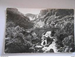 ALGERIE  - TLEMCEN  Les Cascades De L'oued Mefrouch El Ourit - Tlemcen