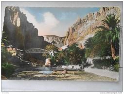 AFRIQUE / ALGERIE / LES PORTES DU DESERT  / Paysages Du Sud - - Algeria