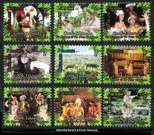 Scott 1482-1490   10c, 20c, 30c, 50c, 60c, $1, $1.30, $1.50 And $1.70 Highland Paradise Scenes Dated 2013. Mint Ne... - Cookinseln