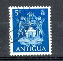 Timbre Oblitéré - ANTIGUA - 5c - Antigua Et Barbuda (1981-...)