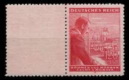 BÖHMEN MÄHREN Nr 127LWl Postfrisch WAAGR PAAR X797492 - Bohemia Y Moravia