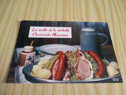 Recette De La Véritable Choucroute Alsacienne. - Recettes (cuisine)