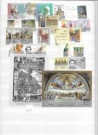 2009 MNH Vaticano, Vatikanstaat, Year Collection, Postfris** - Vatican