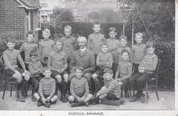 Postcard Oldfeld Swanage   International School   IASP  A Class Of Students - Swanage