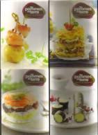 """4 Cartes Postales """"Cart'Com"""" (2012) - Les Pommes De Terre (recettes De Cuisine) - Recettes (cuisine)"""