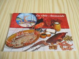 Recette La Sole Normande. - Recettes (cuisine)