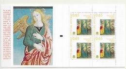 2009 MNH Vaticano Mi  MH-017 (2 Different) - Carnets