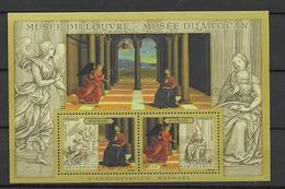 2007 MNH Vaticano Mi Block 26 - Blocs & Feuillets
