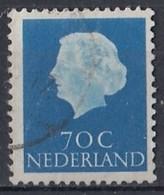 NETHERLANDS 690,used - 1949-1980 (Juliana)