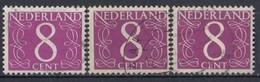 NETHERLANDS 691,used - 1949-1980 (Juliana)