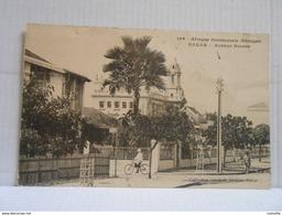 SENEGAL - Afrique Occidentale DAKAR -Avenue Roume  (voir Descriptif) - Senegal