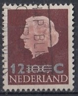 NETHERLANDS 717,used - 1949-1980 (Juliana)