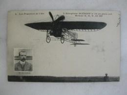 AVIATION - Les Pionniers De L'air - L'aéroplane Blériot N° 22 En Plein Vol - ....-1914: Précurseurs