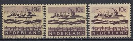 NETHERLANDS 800,used - 1949-1980 (Juliana)
