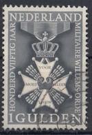 NETHERLANDS 839,used - 1949-1980 (Juliana)