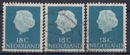 NETHERLANDS 842,used - 1949-1980 (Juliana)