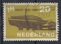NETHERLANDS 871,used - 1949-1980 (Juliana)