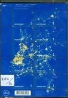 NEDERLAND * BLOK NVPH V 3341 - 3350 * BLOCK * BLOC * POSTFRIS GESTEMPELD  * VERLICHTING - 2013-... (Willem-Alexander)