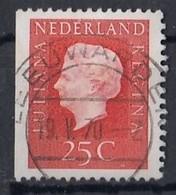 NETHERLANDS 910,used - 1949-1980 (Juliana)