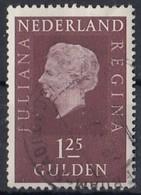 NETHERLANDS 911,used - 1949-1980 (Juliana)