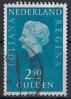 NETHERLANDS 922,used - 1949-1980 (Juliana)