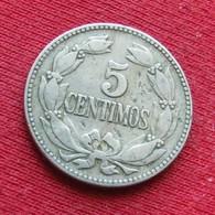 Venezuela 5 Centimos 1948 Wºº - Venezuela