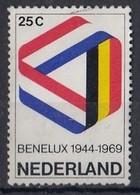 NETHERLANDS 926,used - 1949-1980 (Juliana)