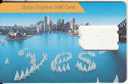 AUSTRALIA - Sydney, OPTUS GSM, Used - Australie