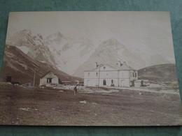 Le Col Du LAUTARET En 1892 - France